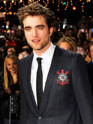 robert pattinson corinthians
