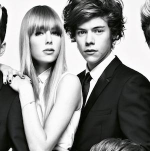 One Direction, Vogue UK