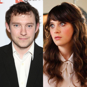 New Girl, Zooey Deschanel, Nate Corddry