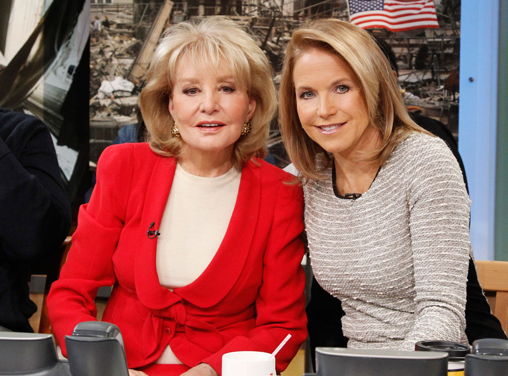 Barbara Walters, Katie Couric, Good Morning America, A Day of Giving