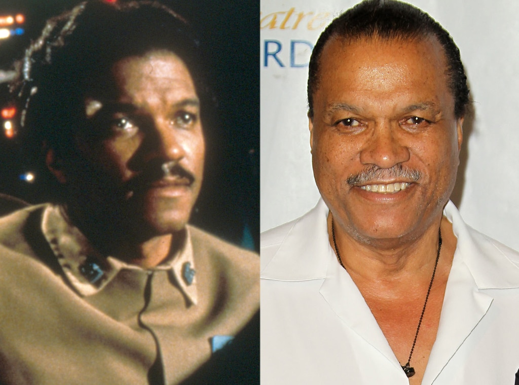 Billy Dee Williams, Star Wars, Where are they now