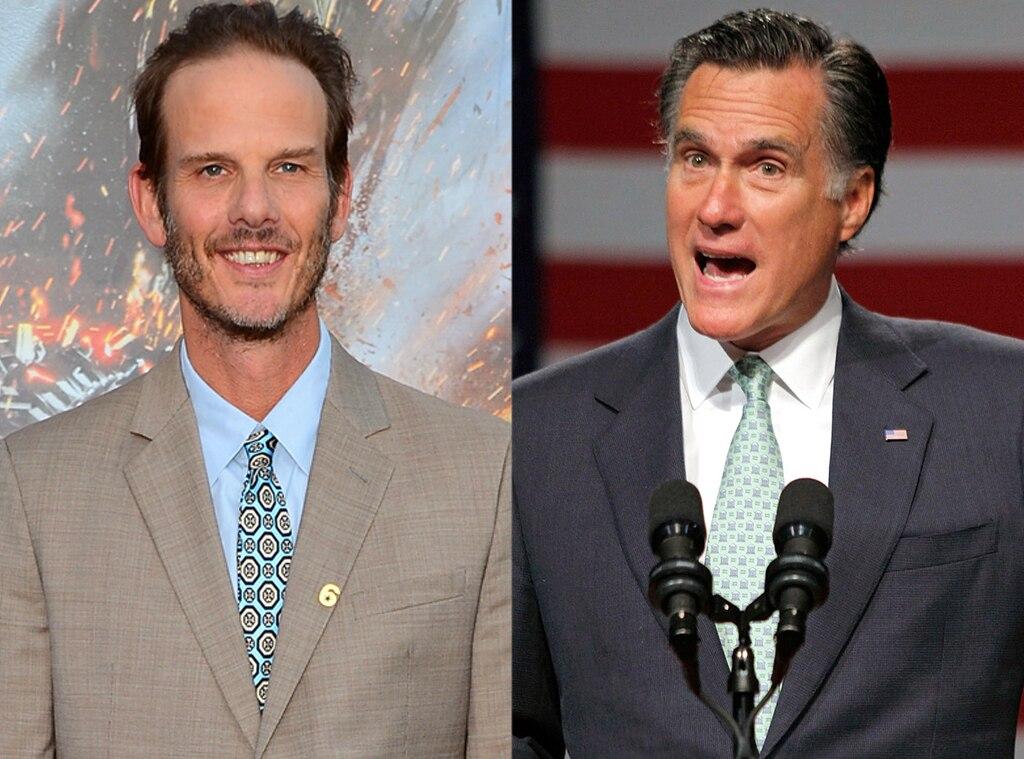 Peter Berg, Mitt Romney