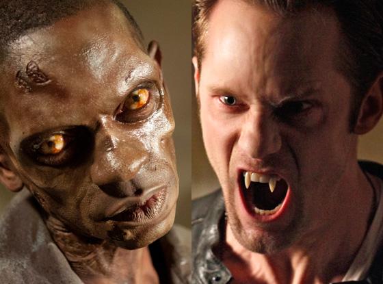 Walking Dead, Alexander Skarsgard, True Blood