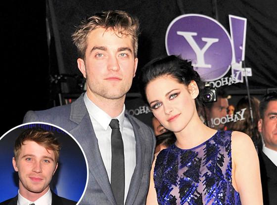 Rob Pattinson, Kristen Stewart, Garrett Hedlund