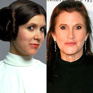 Carrie Fisher, Star Wars, Where are they now