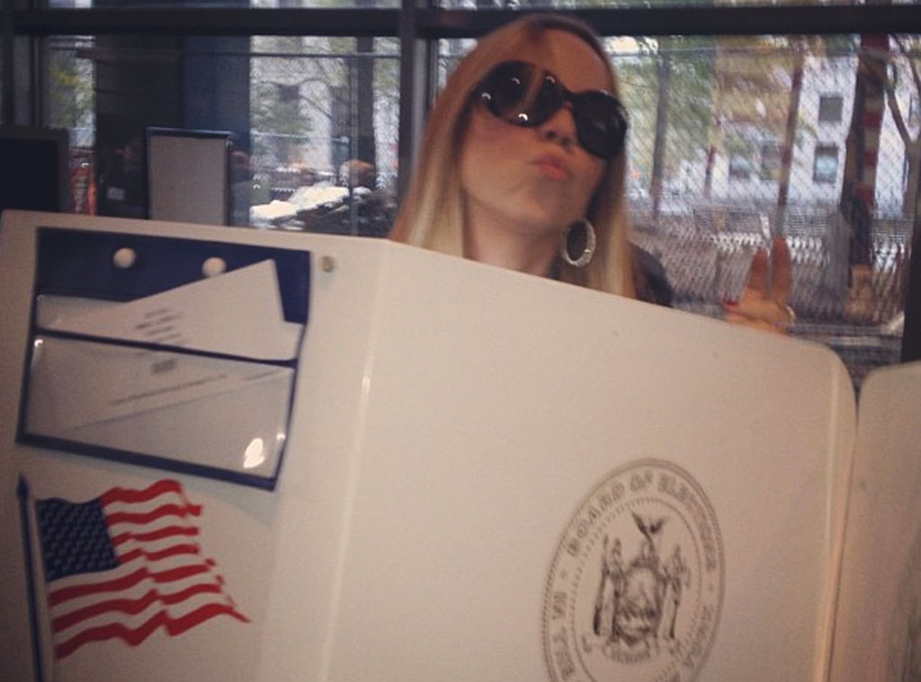 Mariah Carey, Twit Pic