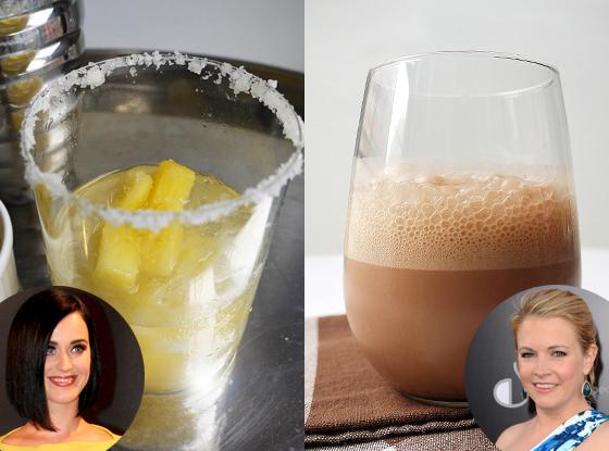 Cocktails, Katy Perry, Melissa Joan Hart