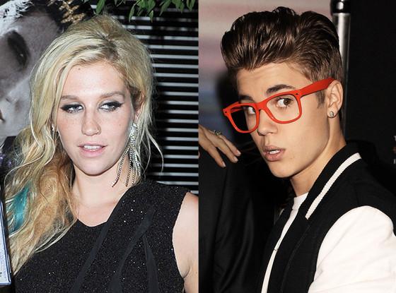 Kesha, Ke$ha, Justin Bieber
