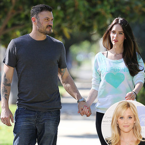 Brian Austin Green, Megan Fox, Reese Witherspoon