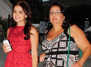 Ariel Winter, Mom, Chris Workman