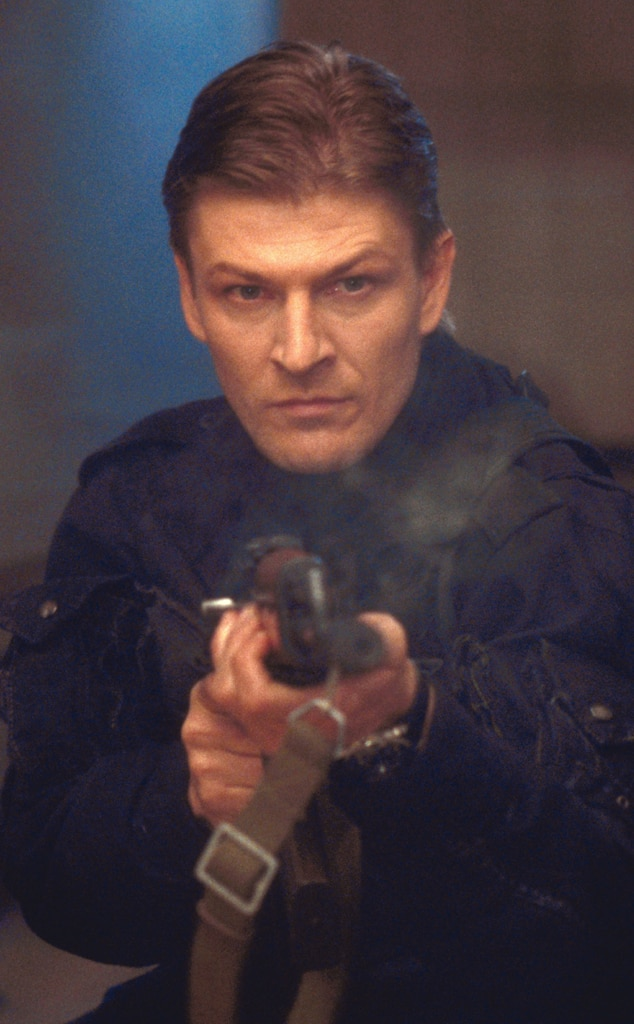 Bond Villians, Sean Bean, Goldeneye
