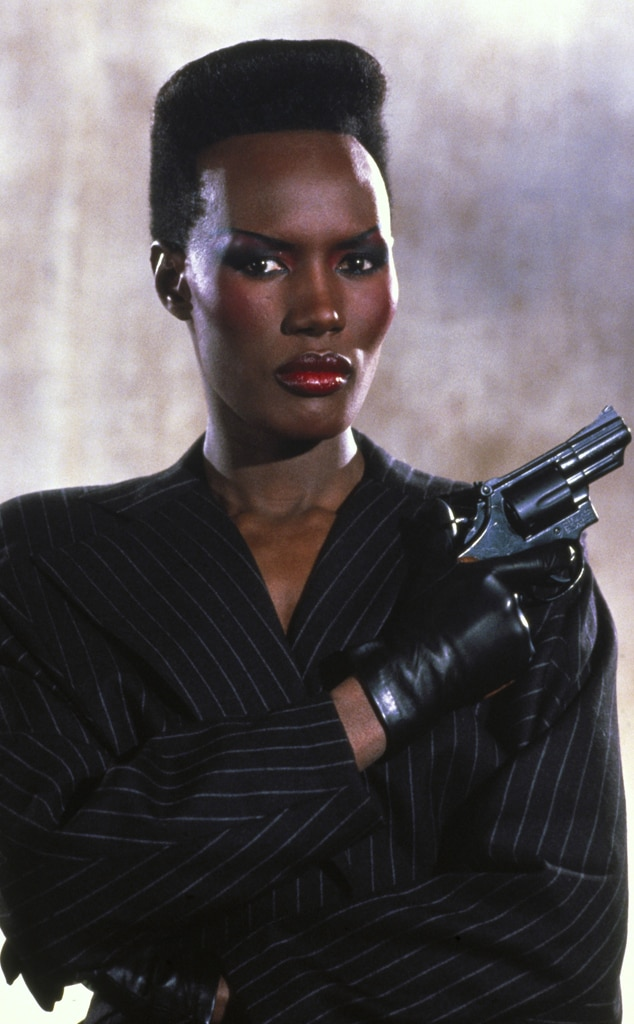 Bond Villians, Grace Jones, A View To A Kill