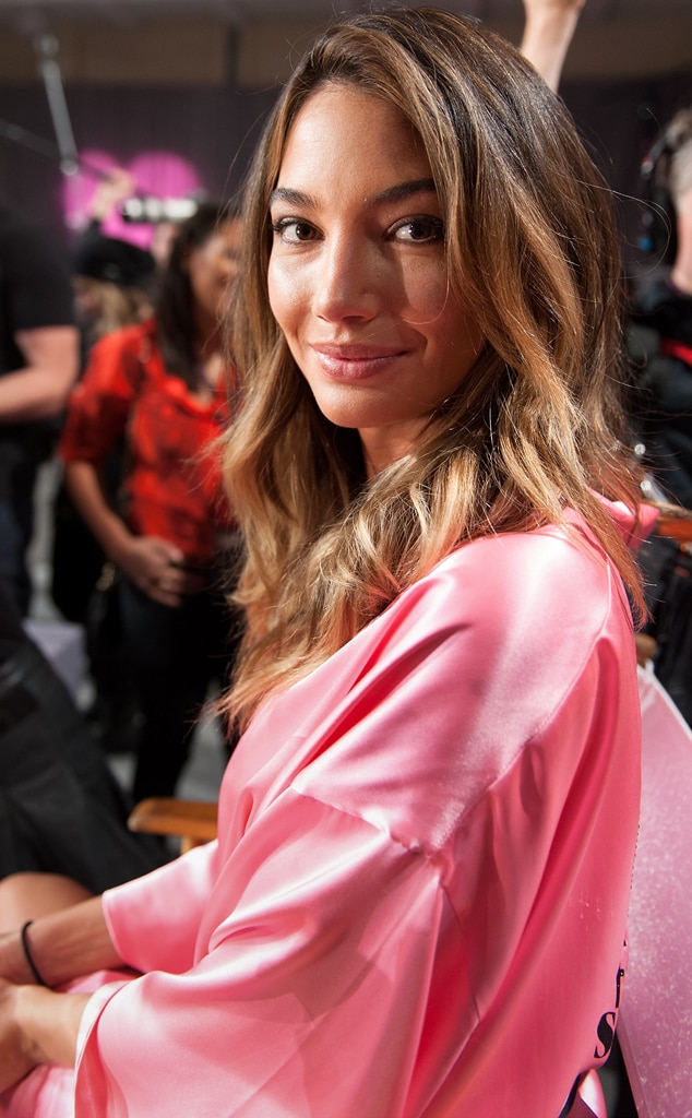 Lily Aldridge, Victoria's Secret, no make-up