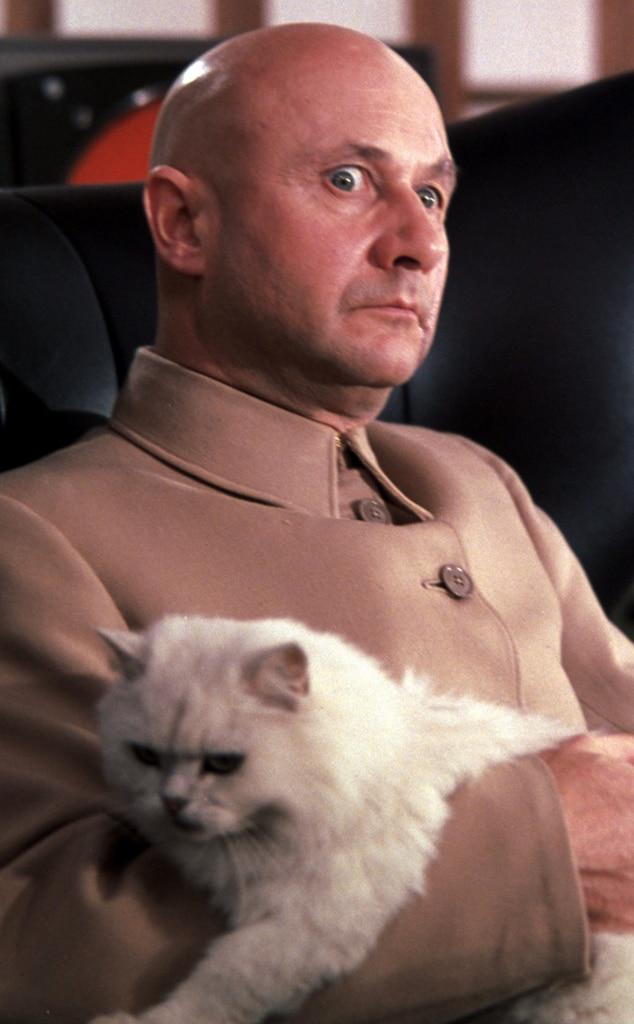 Bond Villians, Donald Pleasence, You Only Live Twice
