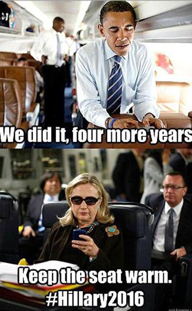 Presidential Election Memes