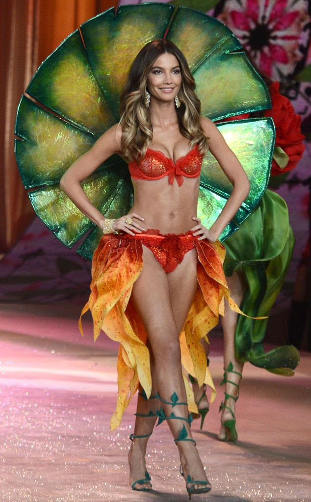 Victoria's Secret Fashion Show, Lily Aldridge