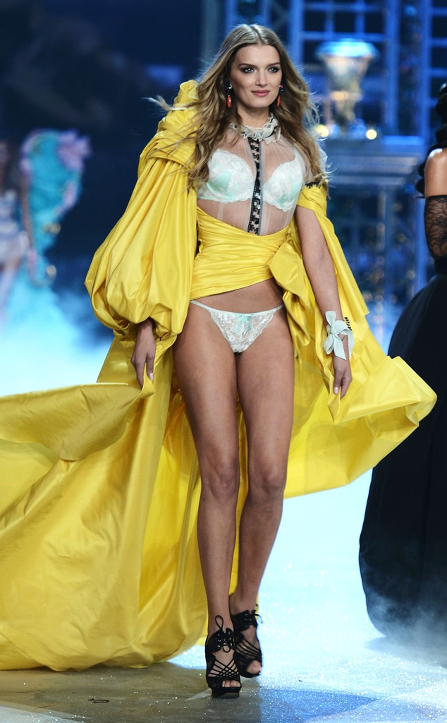 Lily Donaldson, Victoria's Secret Fashion Show
