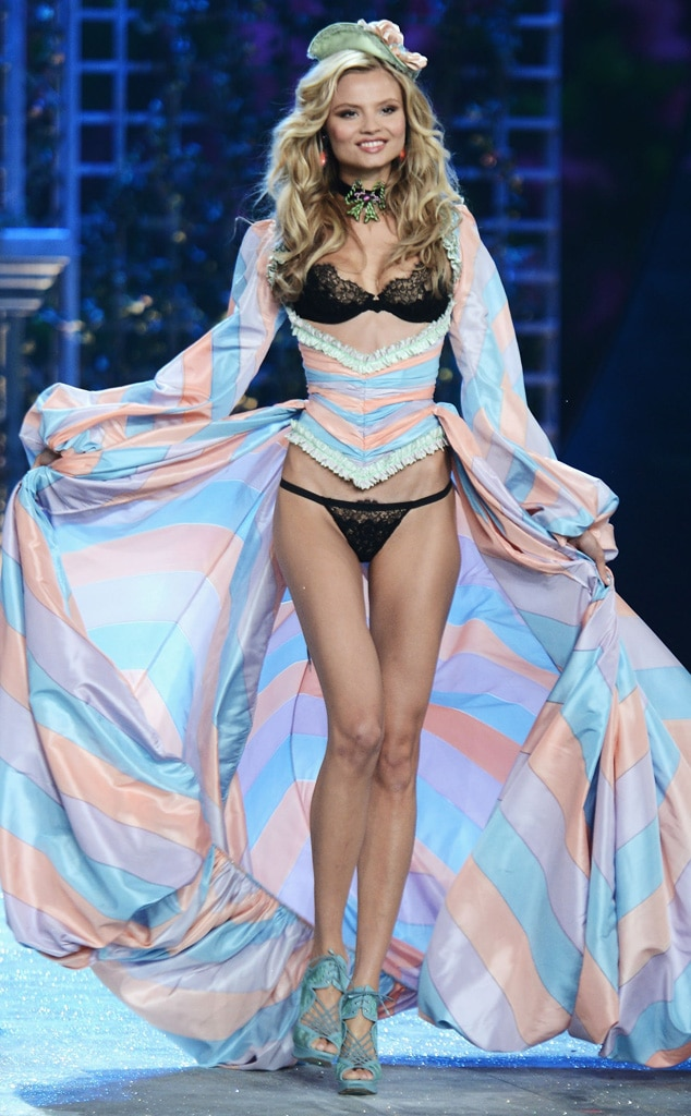 Magdalena Frackowiak, Victoria's Secret Fashion Show