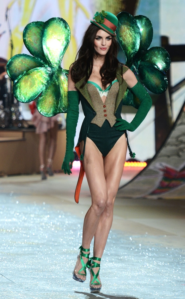 Victoria's Secret Fashion Show, Hilary Rhoda