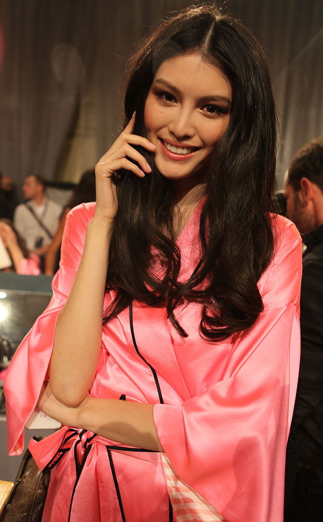 Sue He, Victoria Secret Show