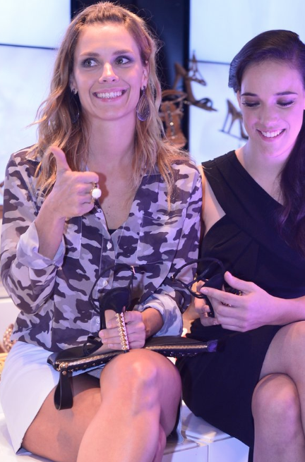 Carolina Dieckmann, Adriana Birolli