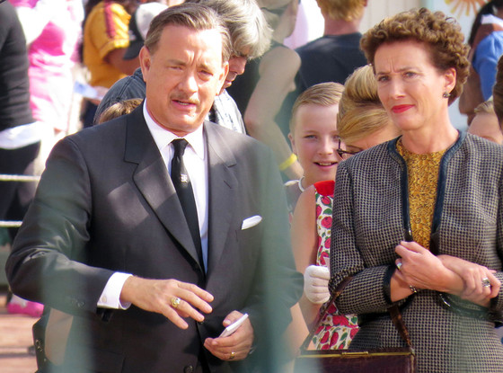 Tom Hanks, Emma Thompson