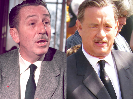 Walt Disney, Tom Hanks