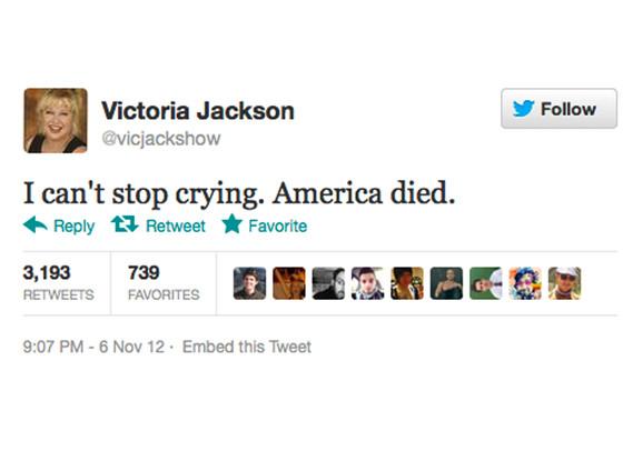 Republican Celeb Tweets