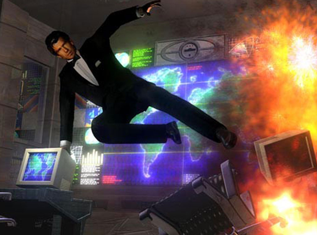 GoldenEye James Bond Game, Nintendo 64