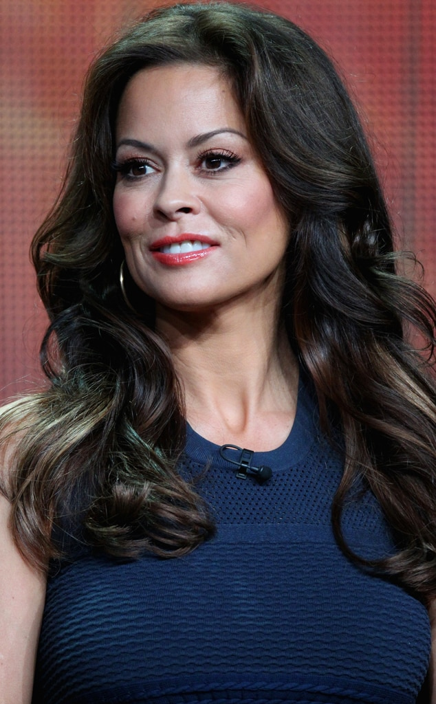 """Brooke Burke -  The  Dancing with the Stars  cohost underwent successful surgery for thyroid cancer  . The mother of four  tweet  ed  , """"Thx for all the twitter love. I'm [home] recovering & resting."""""""