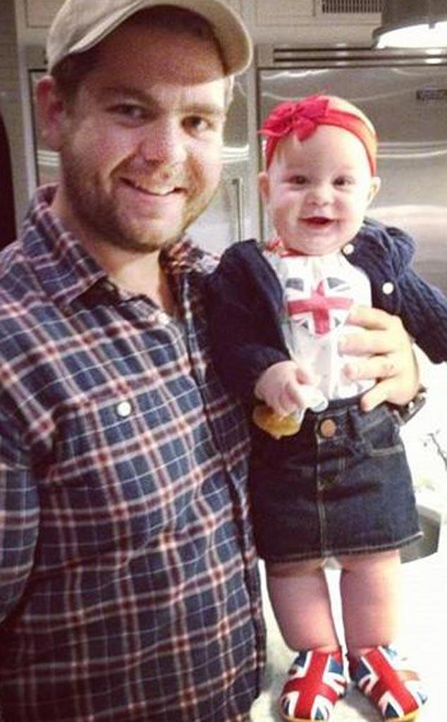 Jack Osbourne freut sich auf erstes Weihnachten mit Baby