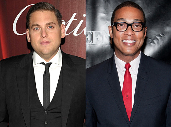 Don Lemon, Jonah Hill, Twitter Feud