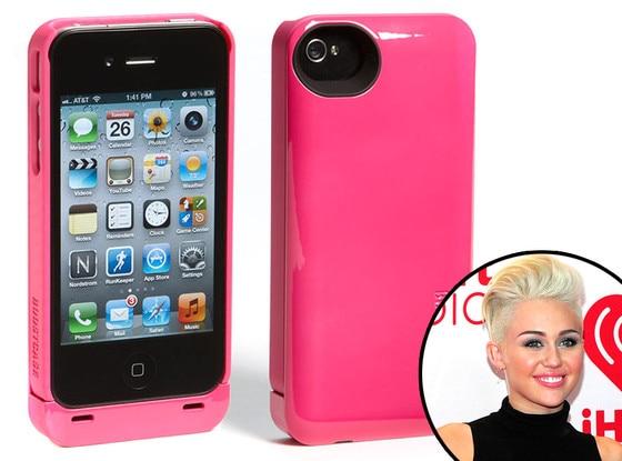 Boostcase Magenta Case, Miley Cyrus