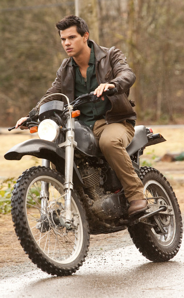 Twilight Cars, Taylor Lautner, Motorcycle