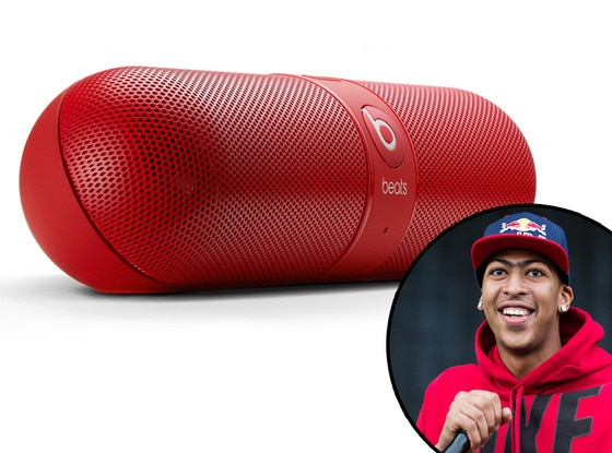 Beats by Dre Pill Speakers, Anthony Davis