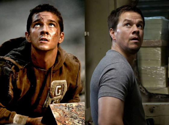 Mark Wahlberg, Shia LaBeouf, Transformers