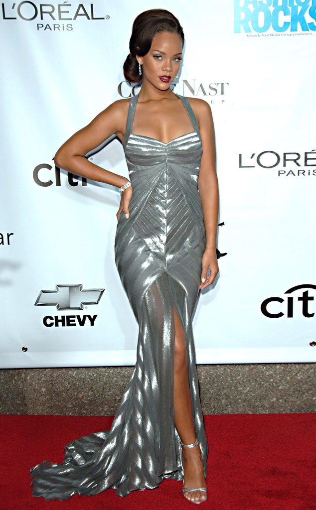 Rihanna's Top 10 Red Carpet Moments—Which One Is Your ...