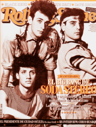 Rolling Stone Soda Stereo