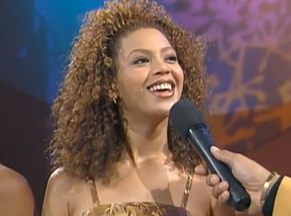 Beyonce, Soul Train, grab