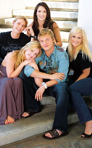 House of Carters, Aaron Carter, Nick Carter, Leslie Carter, Angel Carter, Bobbie Jean Carter