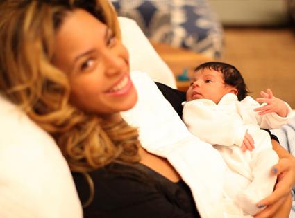 Blue Ivy Carter, Beyonce, Jay-z
