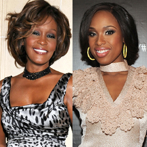 Whitney Houston, Jennifer Hudson