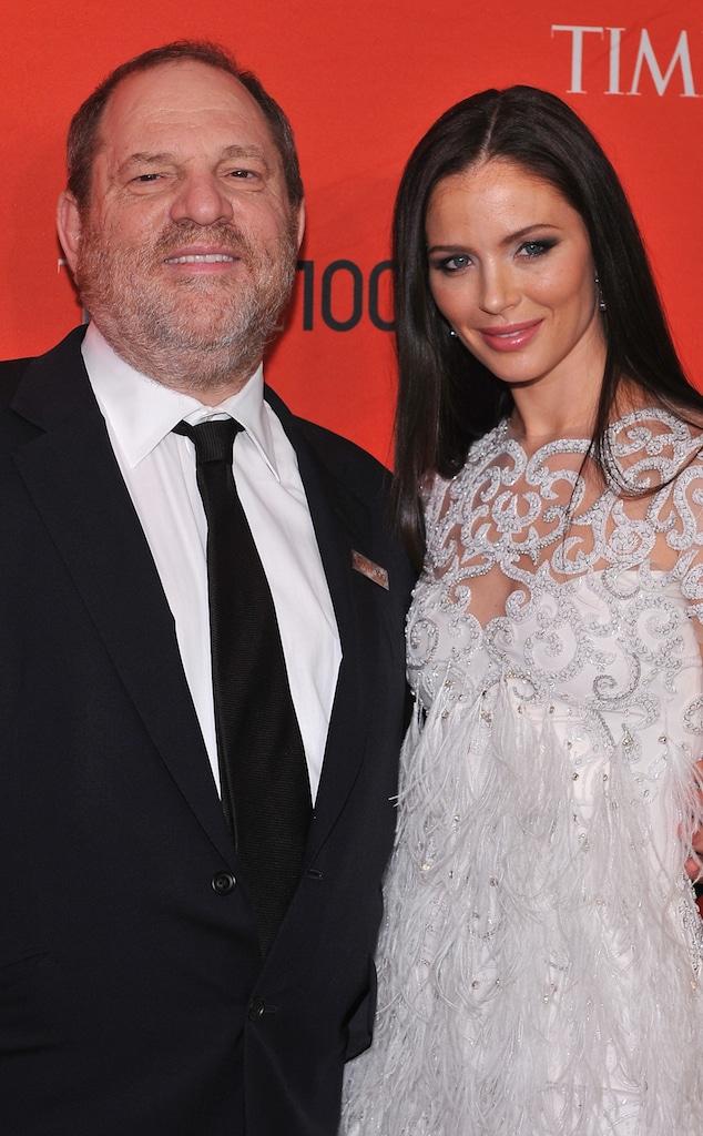 Harvey Weinstein, Georgina Chapman