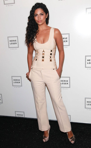 NY Fashion Week, Camila Alves