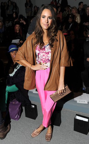NY Fashion Week, Louise Roe