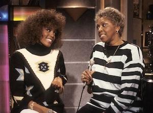 Whitney Houston, Cissy Houston