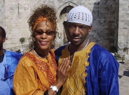 Whitney Houston, Bobbi Brown