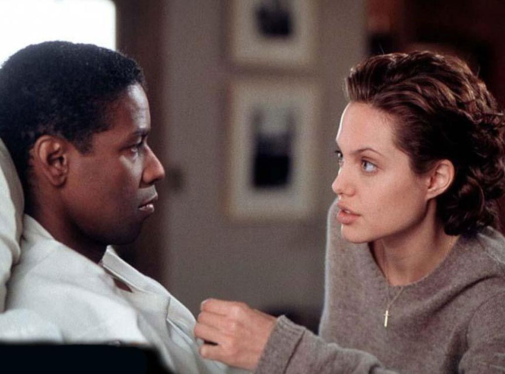 The Bone Collector, Angelina Jolie, Denzel Washington