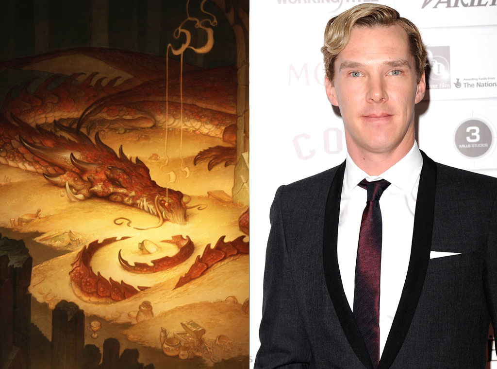Benedict Cumberbatch, Lord of the Rings