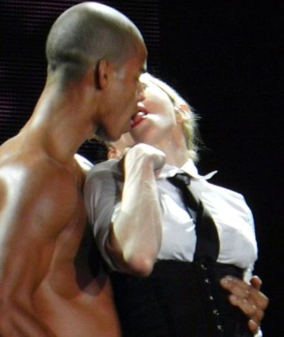 Madonna, Brahim Zaibat